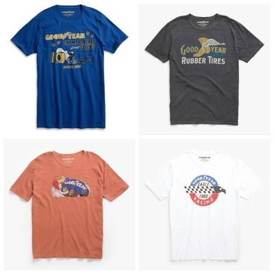 Goodyear Teams Up with Lucky Brand for Exclusive Fashion Collaboration