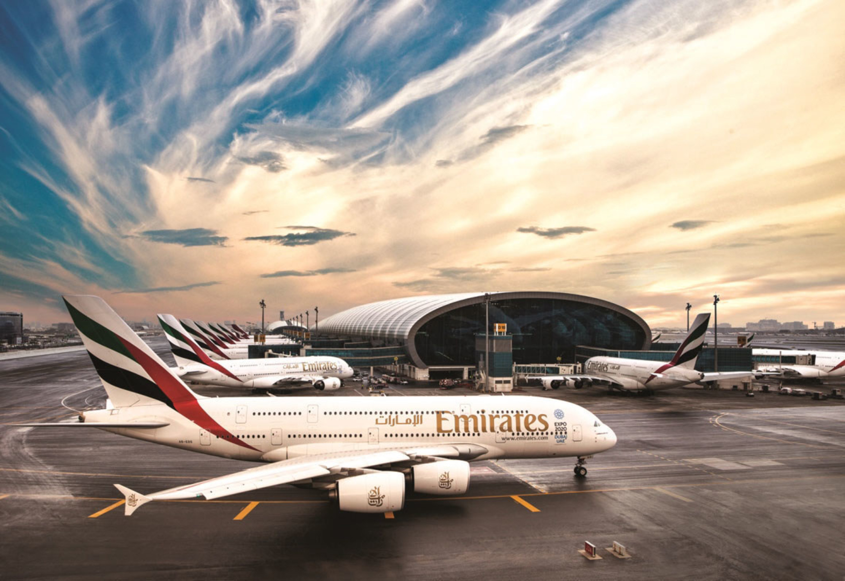 IBM Signs US$300 Million Services Agreement with Emirates Airline