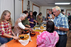 Victory Living Programs' Adult Day Training Program Clients Give Back By Cooking Up a Thanksgiving Feast