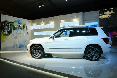 Runways to Roadways: What's Next Presented at Mercedes-Benz Fashion Week.  (PRNewsFoto/Mercedes-Benz USA)