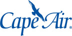 Now in its 22nd year, Cape Air is one of the largest independent regional airlines in the United States annually flying over 650,000 passengers to destinations around the world including New England, New York, the Caribbean, and Florida, the mid-Atlantic, the Midwest and Micronesia.  (PRNewsFoto/Cape Air)