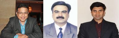 MRSS-India, Today Announced Three Senior Appointments