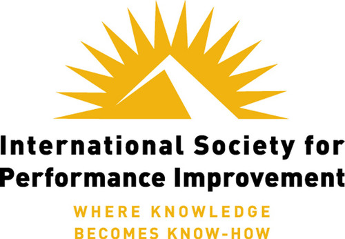 Logo - International Society for Performance Improvement, Silver Spring, MD.  (PRNewsFoto/International Society  ...