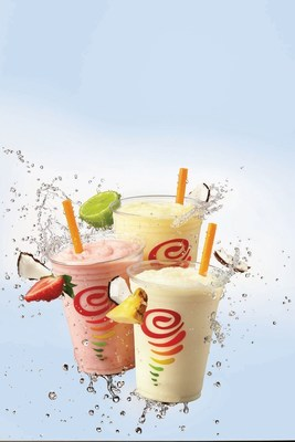 From May 14 to May 19, 2015, Jamba Juice will offer consumers a $2 coupon (found at www.JambaJuice.com) for any small size Colada Fruit Refresher with Coconut Water at participating Jamba Juice stores nationwide.
