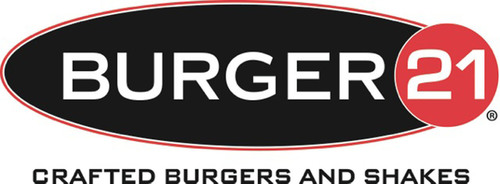 Burger 21 Logo. (PRNewsFoto/Burger 21) (PRNewsFoto/)