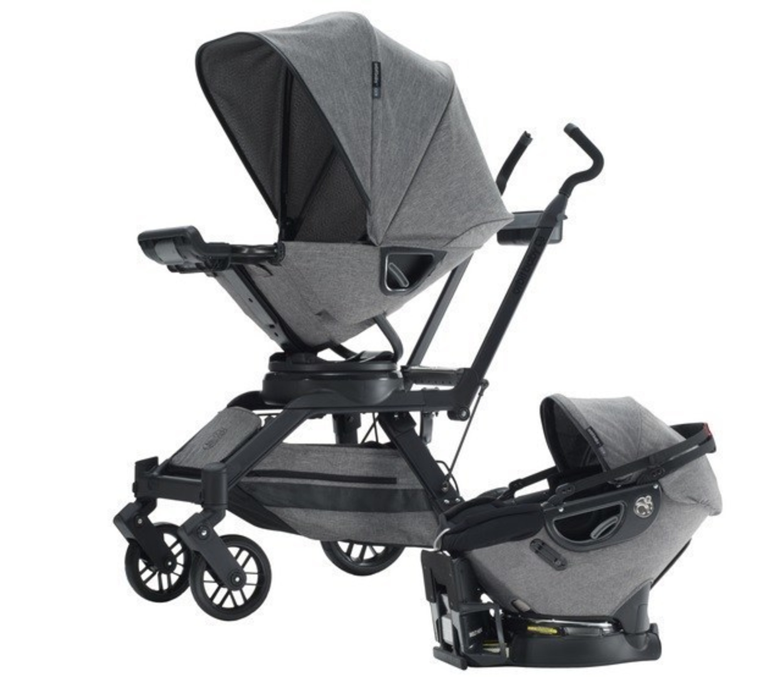 This One Time Limited Quantity Ensemble Includes 6 Pieces G3 Infant Car Seat And Base Stroller Cargo Basket Sunshade Is