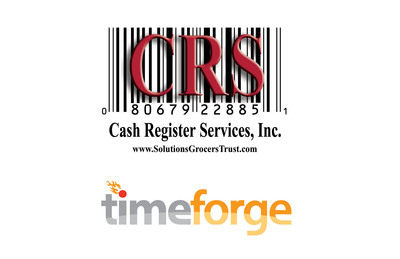 Cash Register Services completes significant capital investment in TimeForge.  (PRNewsFoto/Cash Register Services, Inc.)