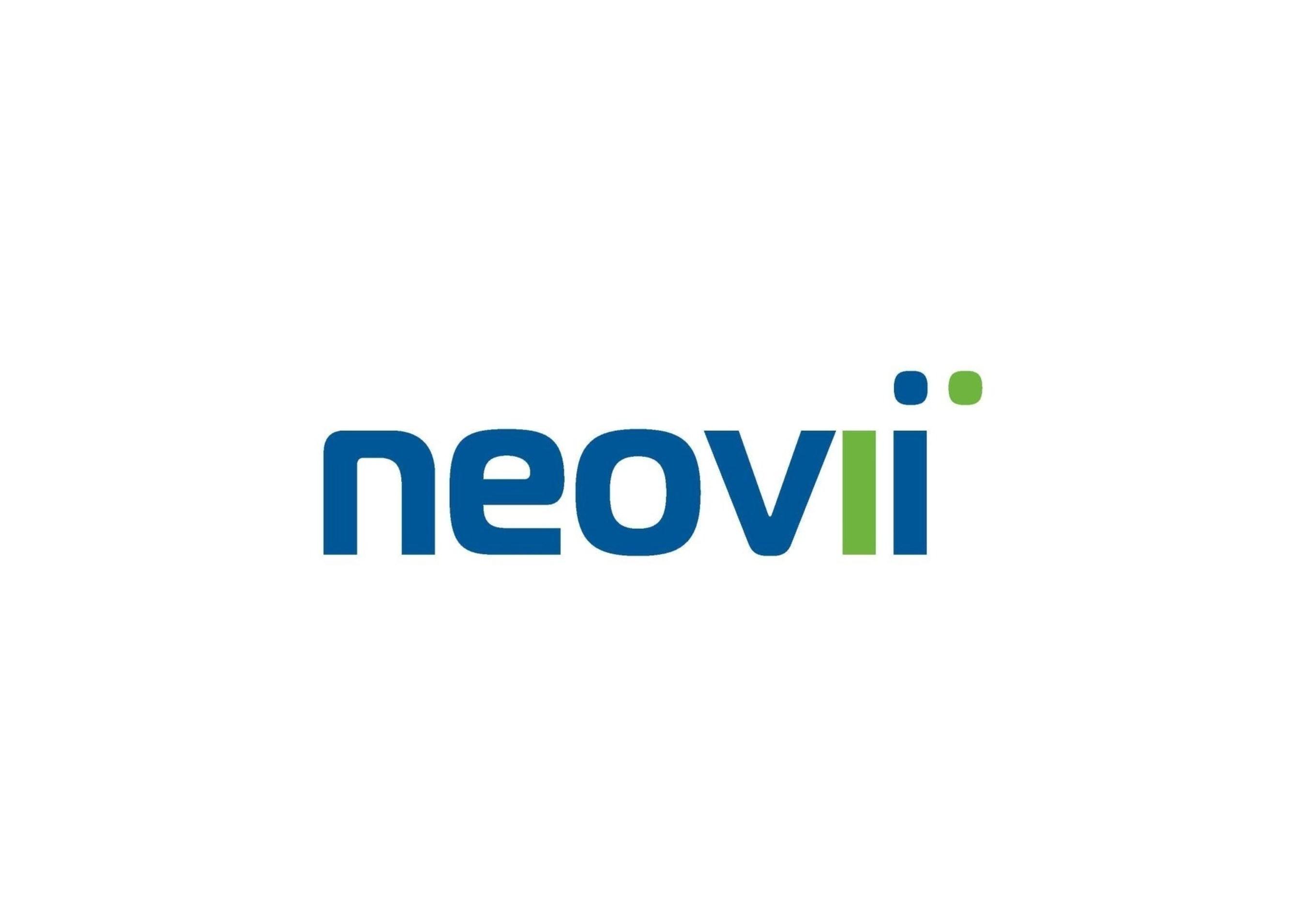 Neovii Pharmaceuticals AG Logo (PRNewsFoto/Neovii Pharmaceuticals AG) (PRNewsFoto/Neovii Pharmaceuticals AG)