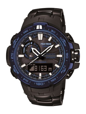 Casio Introduces Sleek, New Pro Trek Timepiece