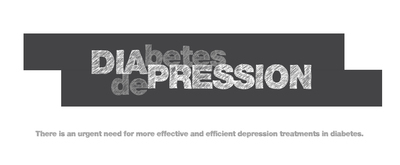 Diapression -- Connect with help. (PRNewsFoto/Diabetes Hands Foundation)