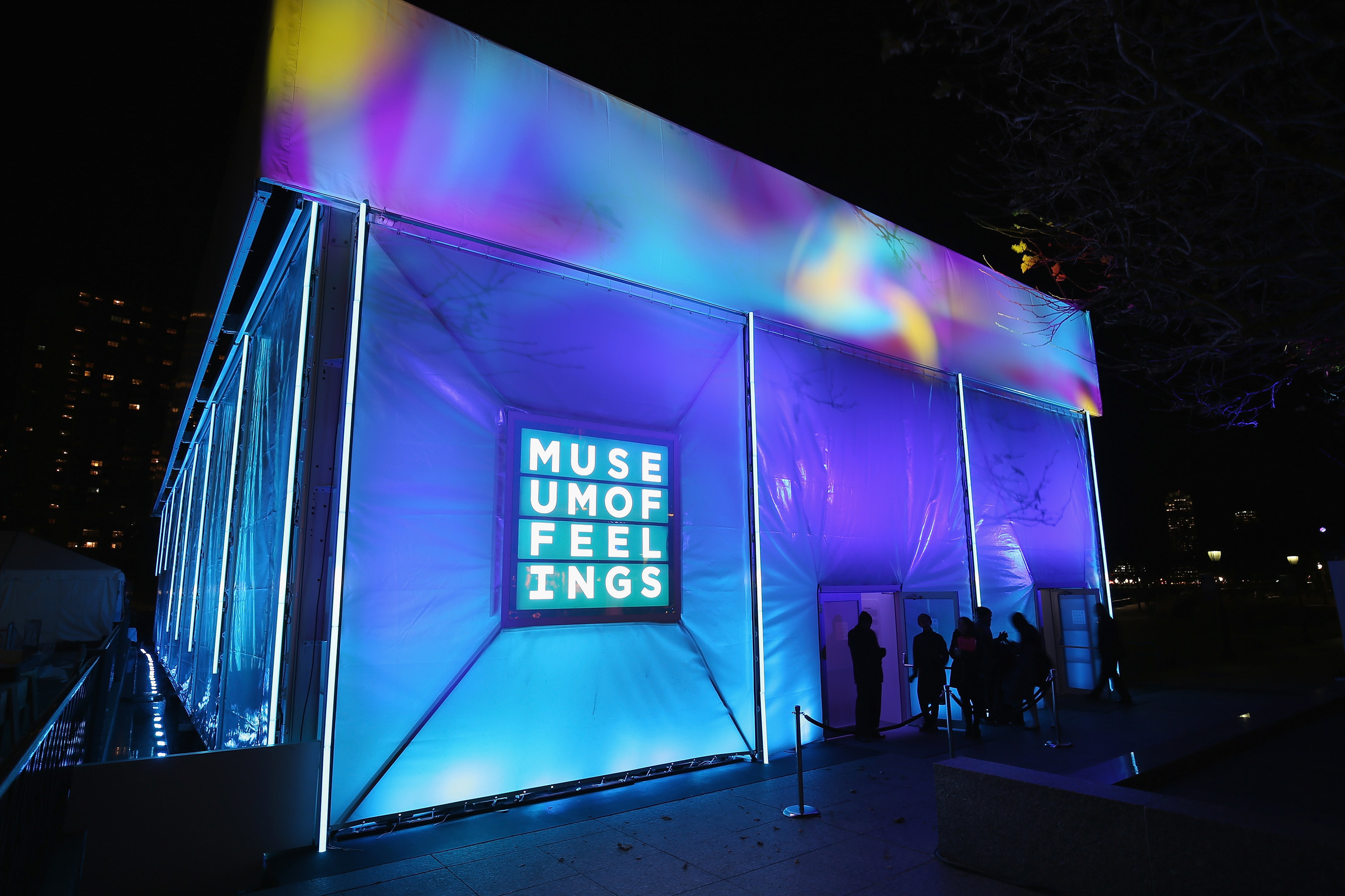 The Museum of Feelings brought emotion and scent to life through an engaging and immersive experience, inspired by Glade(R) fragrance during the 2015 holiday season.
