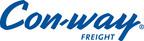 Con-way Freight logo. (PRNewsFoto/Con-way Freight)