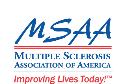 MSAA Logo (PRNewsFoto/Multiple Sclerosis Association)