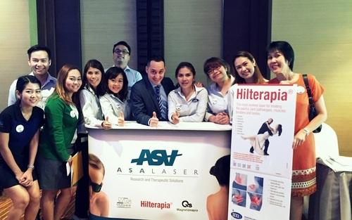 ASAlaser's laser therapies in Thailand