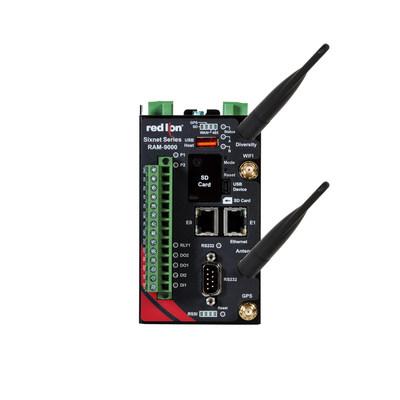 Red Lion's RAM 9000 Industrial Cellular RTU