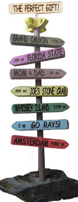 One Of A Kind, Father's Day/Summertime Gift! (PRNewsFoto/JourneyMarkers)