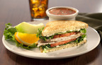 Mimi's Cafe Express Lunch - Fresh Sliced Turkey and Roasted Tomato & Basil Bisque.  (PRNewsFoto/Mimi's Cafe)