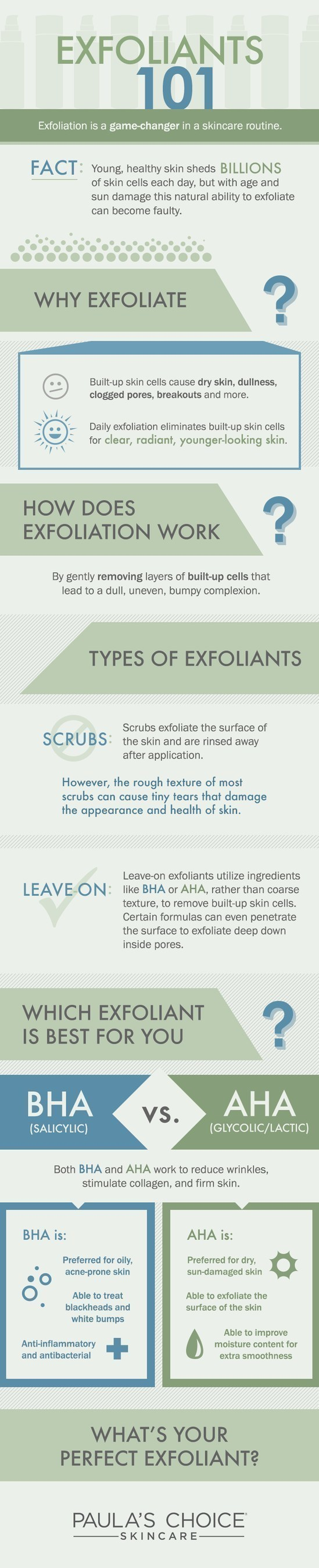 Learn how exfoliants can take your skin to a whole new level. (BPT)