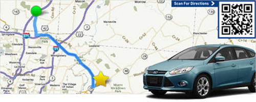 A car dealership serving West Chester Ohio - Mike Castrucci Ford