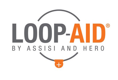 ASSISI-HERO LOOP-AID Logo