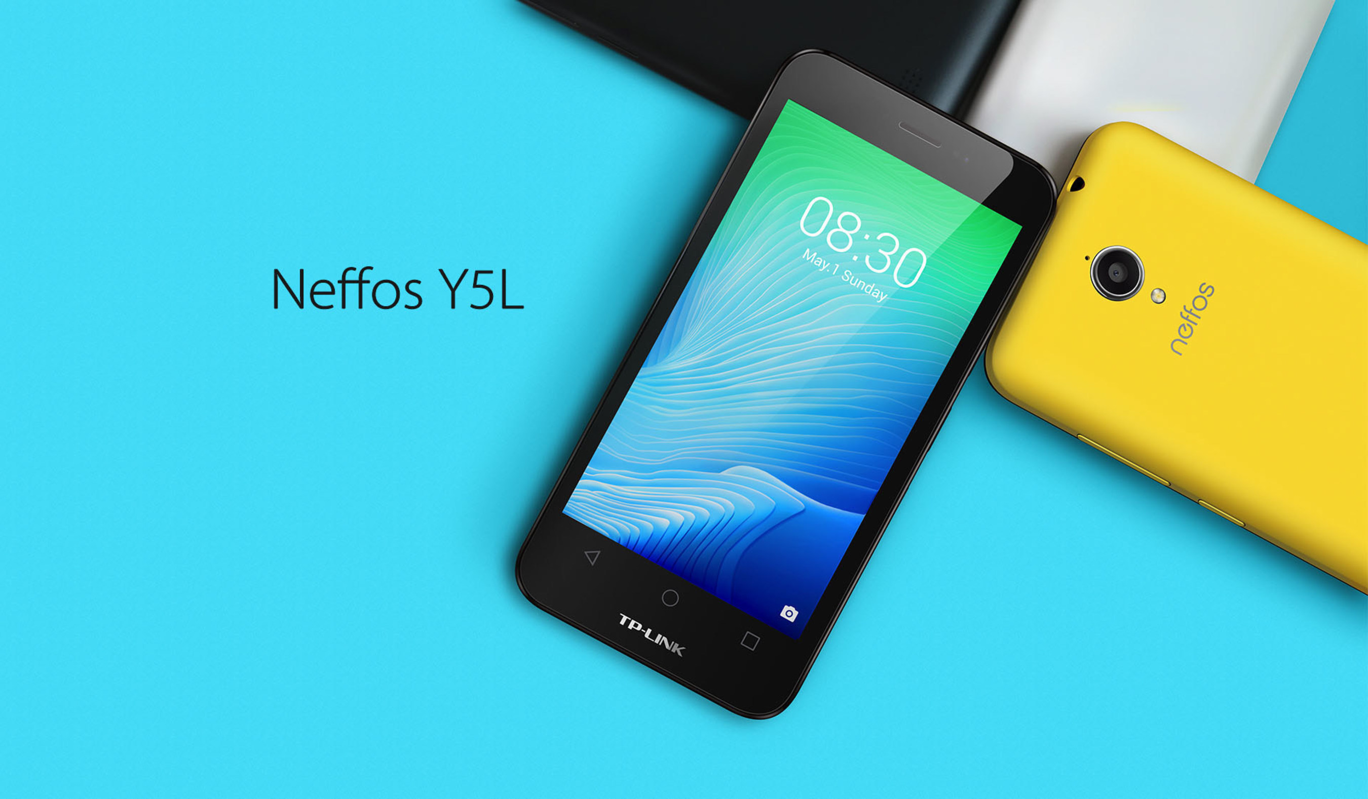 TP-LINK takes the wraps off of the new Neffos Y5L smartphone
