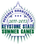 Keystone State Summer Games 2012-2013 hosted in PA's Hershey Harrisburg Region.  (PRNewsFoto/Hershey Harrisburg Regional Visitors Bureau)