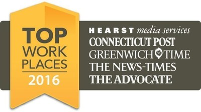 Thinklogical, a leading provider of secure, high performance KVM extension and switching systems used to manage video-rich big data, announced today that it has been named one of the Top Workplaces in Connecticut for 2016 by Workplace Dynamics and Hearst Connecticut Media Group. This is the third year Thinklogical has been recognized with this award.