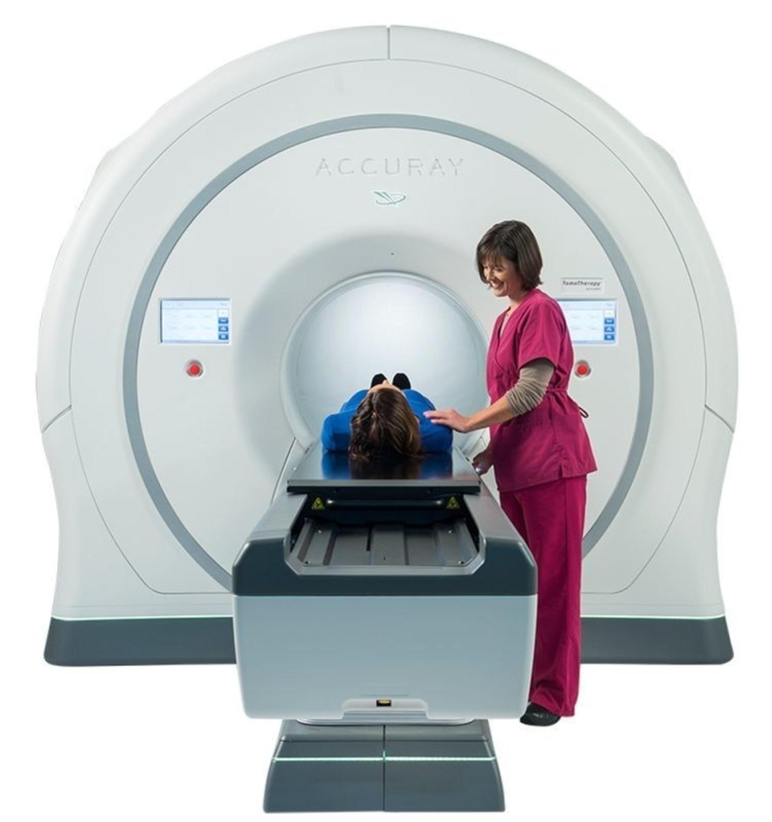 The TomoTherapy System (PRNewsFoto/Accuray) (PRNewsFoto/Accuray)
