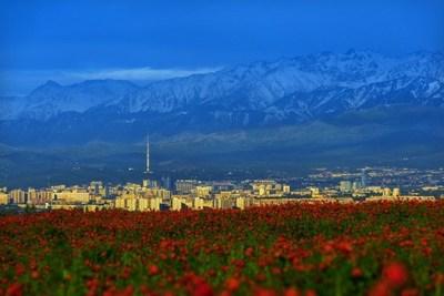 Real Almaty a true winter city (PRNewsFoto/Almaty 2022 Candidate city) (PRNewsFoto/Almaty 2022 Candidate city)