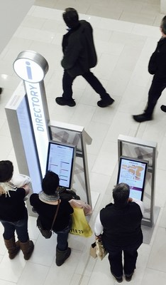 Express Image Debuts Wayfinding Technology at Mall of America(R)
