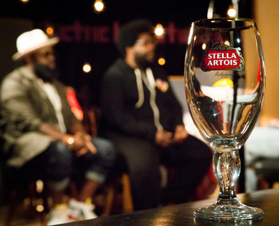 "Hip-hop band The Roots joins Stella Artois in the studio to create ""Bittersweet"", an original song you can taste, designed to complement and enhance the flavor profile of the iconic Belgian beer."