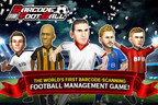 Join players all over the world in a sports management phenomenon that's sweeping the globe! Download Barcode Football for iOS or Android devices today!