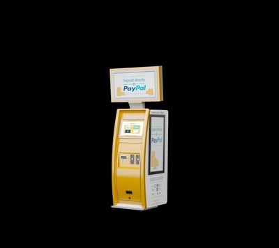 TravelersBox is an innovative service that helps you make the most of your leftover foreign currency. With over 75 kiosks that are located in airports around the world, travelers can convert their leftover foreign change into real digital money. (PRNewsFoto/TravelersBox)