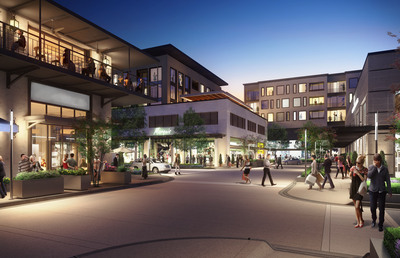 OliverMcMillan begins construction on River Oaks District in Houston.