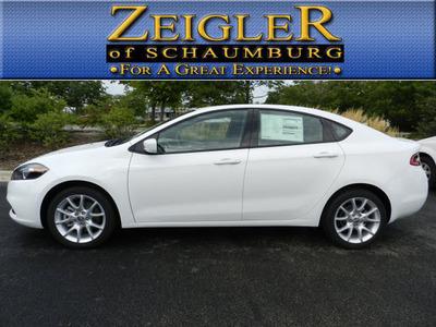 The 2013 Dodge Dart is now available at the Schaumburg Dodger dealership in Schaumburg IL.  (PRNewsFoto/Schaumburg Dodge)