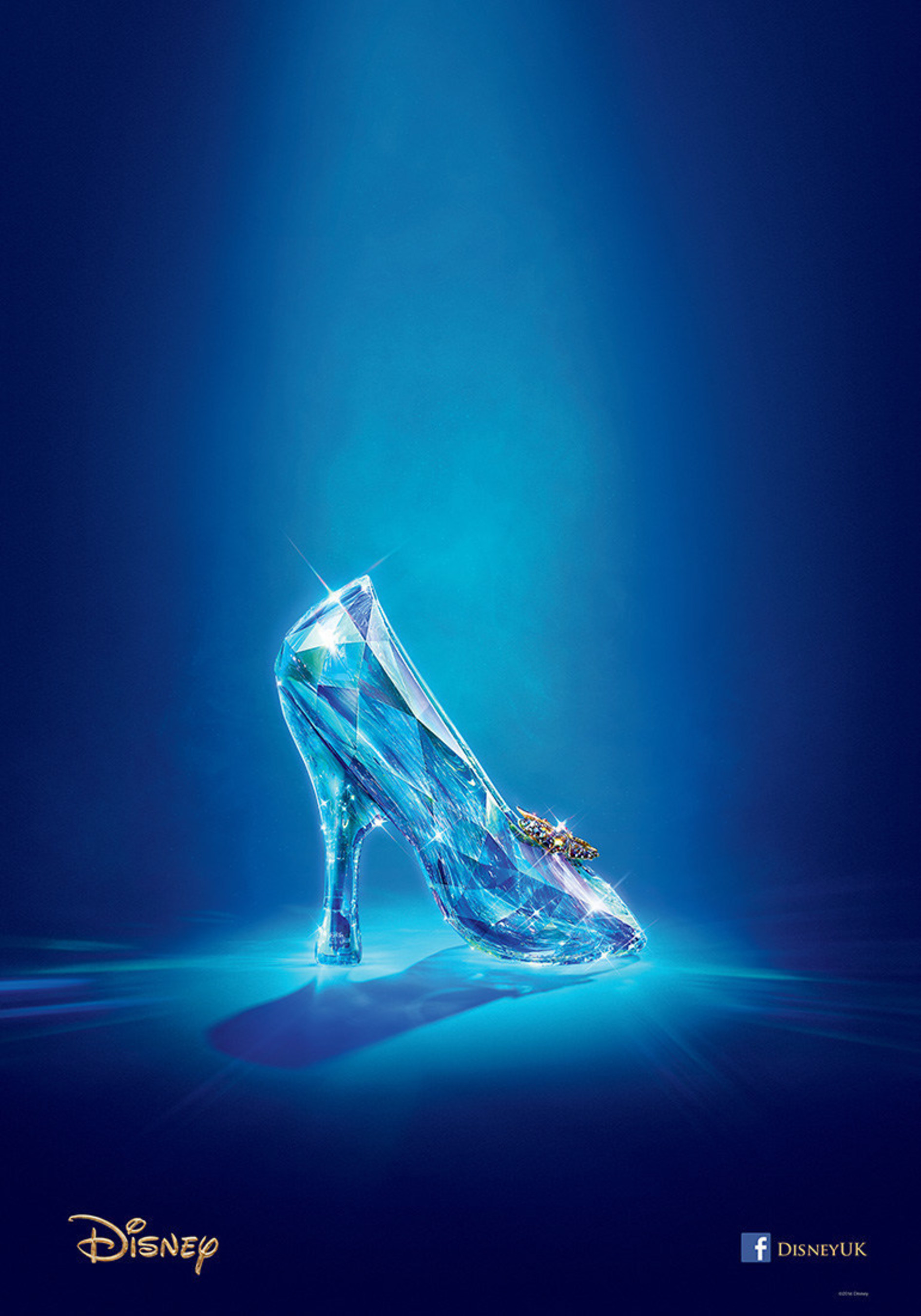 Cinderella slippers (c) 2014 Disney Enterprises, Inc. All Rights Reserved