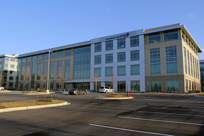 Lockheed Martin Opens Cyber Center of Excellence in the Ft. Meade area.  (PRNewsFoto/Lockheed Martin)