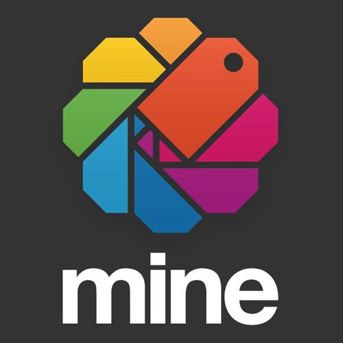 Mine Logo.  (PRNewsFoto/Mine)