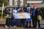 Healthy Eating and Physical Activity Programs at San Diego Unified School District Awarded $20,000 through Fuel Up to Play 60