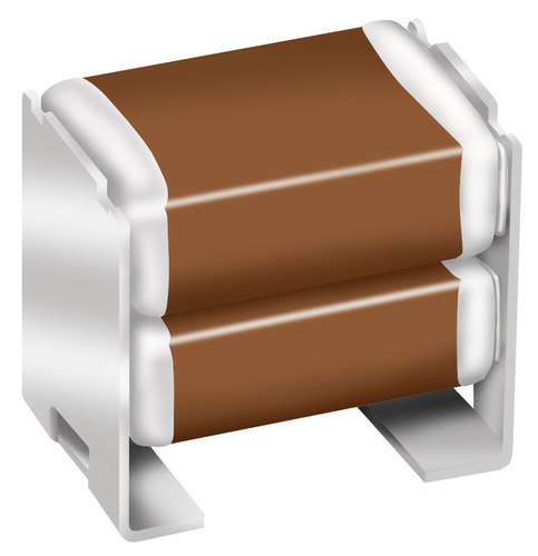 KEMET Power Solutions High Temperature (KPS HT) multilayer stacked capacitor in X8L dielectric.  ...