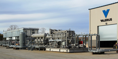 Valerus Awarded Compression Contract for Marcellus Shale Facilities