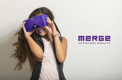 Merge VR expands distribution into retail outlets in Europe and Asia