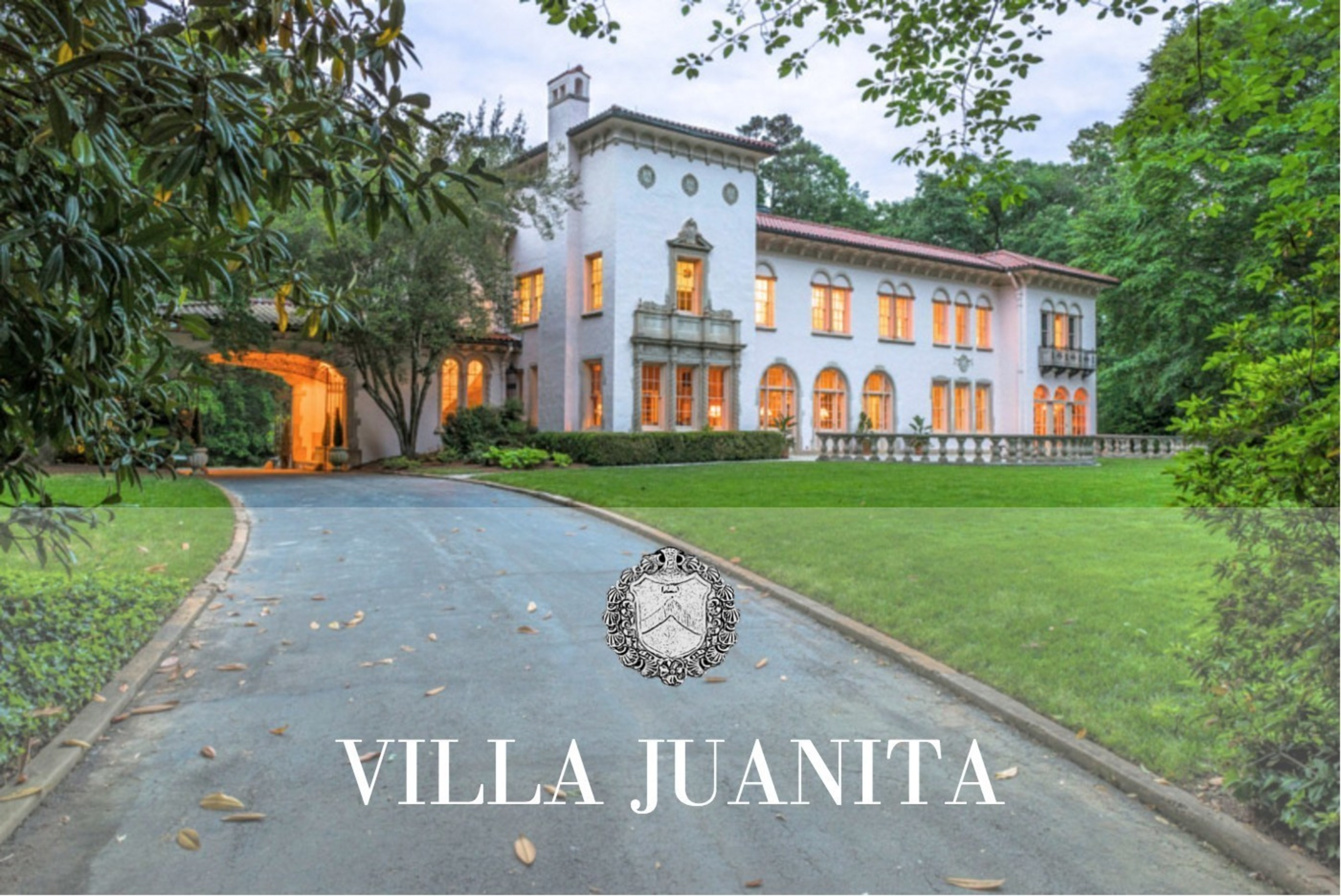 SOLD- The Most Iconic Estate in Atlanta is Now the Second Highest Sale of the Year in Buckhead