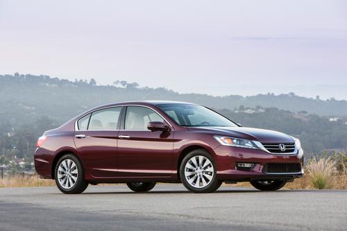 2014 Honda Accord and Odyssey Named Best Values by Kiplinger's Personal Finance. (PRNewsFoto/American Honda  ...