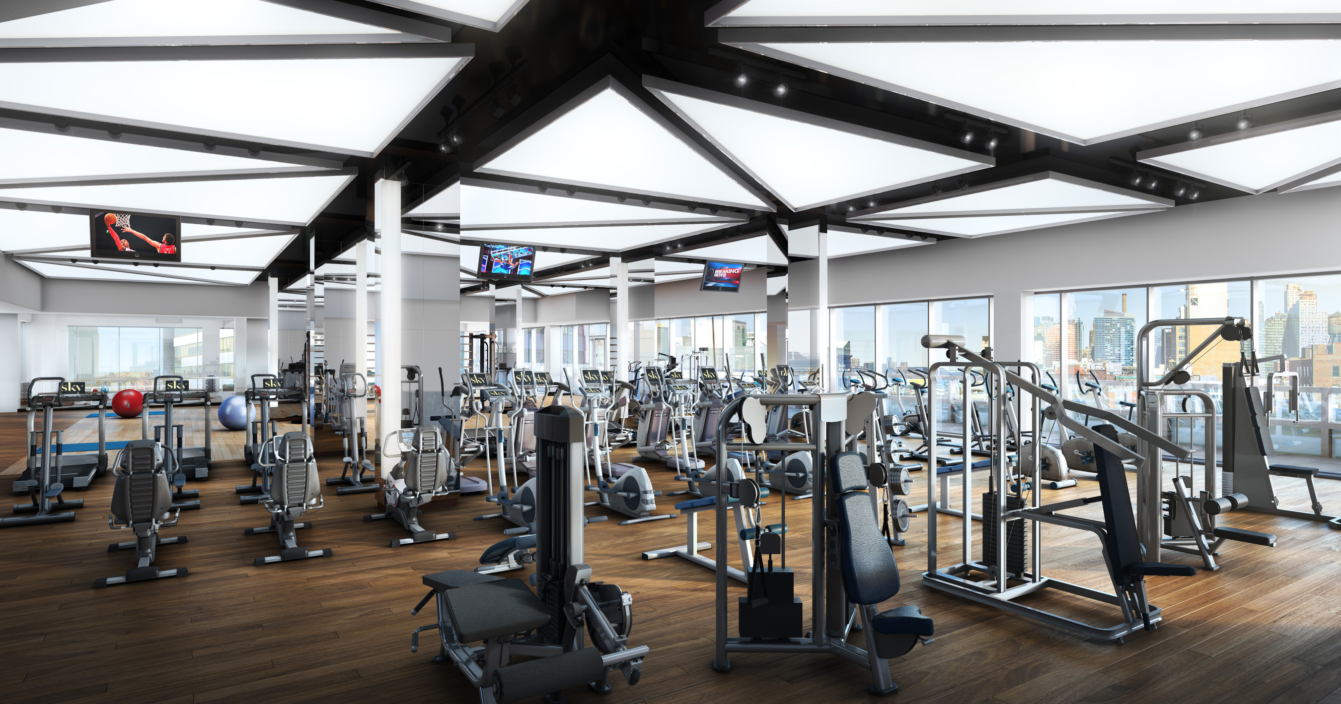 Life Time Athletic at Sky will offer an unparalleled, resort-style health, fitness and lifestyle experience when it opens this spring.