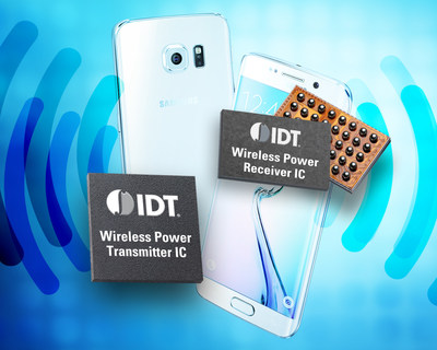 Galaxy S7 Equips IDT Technology as part of Wireless Fast Charge
