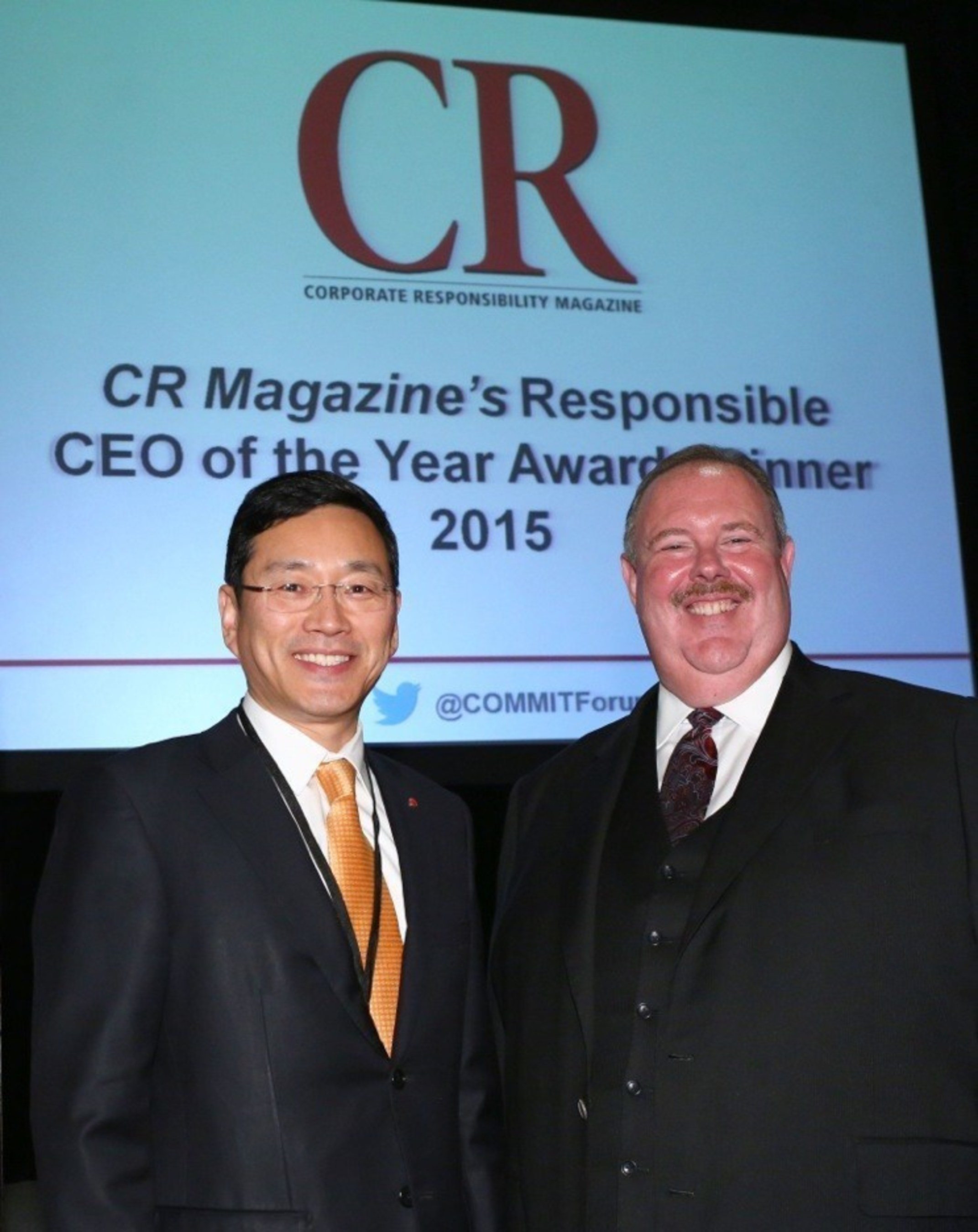 LG Electronics Honored For Environmental Sustainability Corporate Responsibility Leadership
