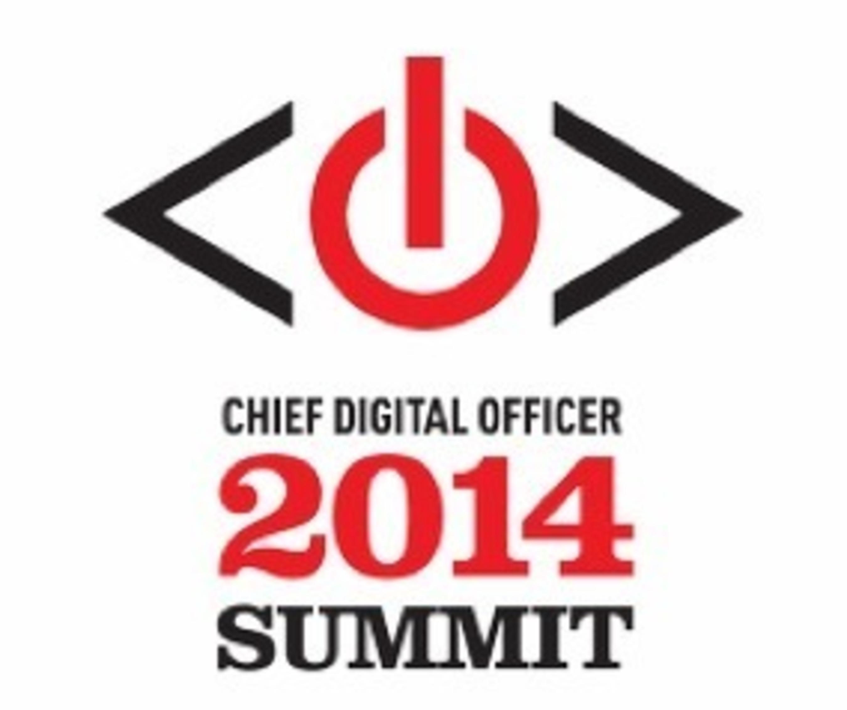Chief Digital Officer Summit logo (PRNewsFoto/Chief Digital Officer Summit)