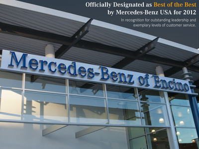 mercedes benz of encino prnewsfoto mercedes benz of encino. Cars Review. Best American Auto & Cars Review