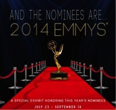 'And The Nominees Are...Emmys(R) 2014' (PRNewsFoto/The Hollywood Museum)